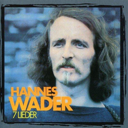 Wader,Hannes: 7 Lieder (Audio CD)
