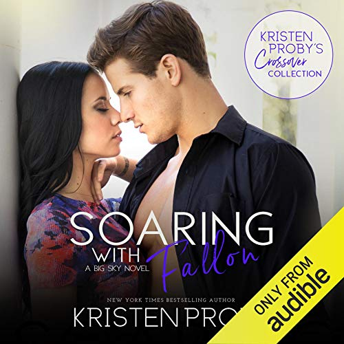 Soaring with Fallon audiobook cover art