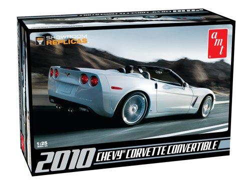 Round 2 AMT 2010 Chevy Corvette Convertible