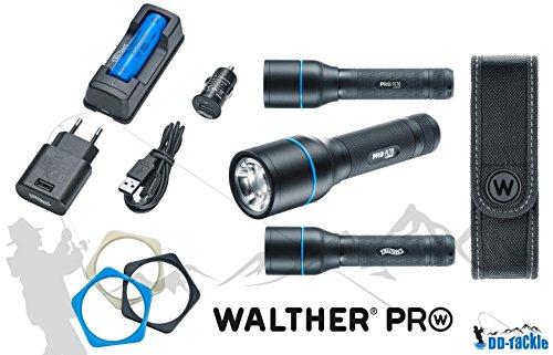 Top Walther Pro PL70 + étui + batterie + chargeur + protection roulante PL70R PL80