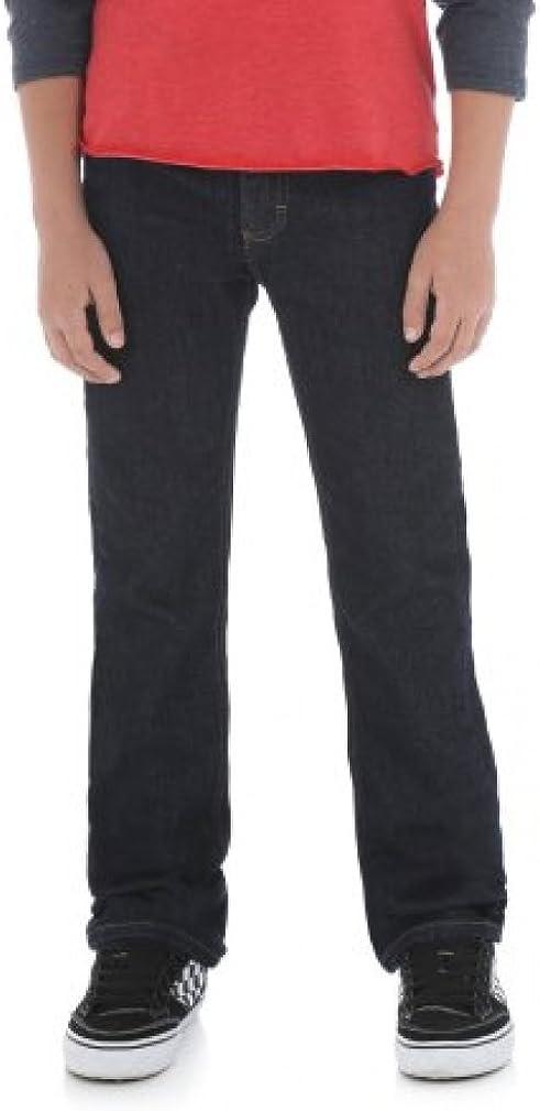 Wrangler Boys Classic Regular Straight Leg Jean Size 5