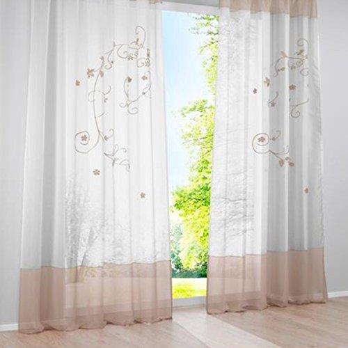 cortinas habitacion matrimonio blanca