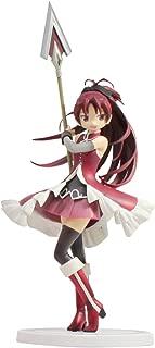 Banpresto Kyoko Sakura Madoka Magica SQ Puella Magi Action Figure