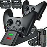 Upgraded Controller Charger for Xbox one, Controller Charging Station Compatible...