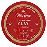 Old Spice Hair Styling Clay for Men, Highest Hold/Matte Finish, 2.22 Oz, NEW Formula