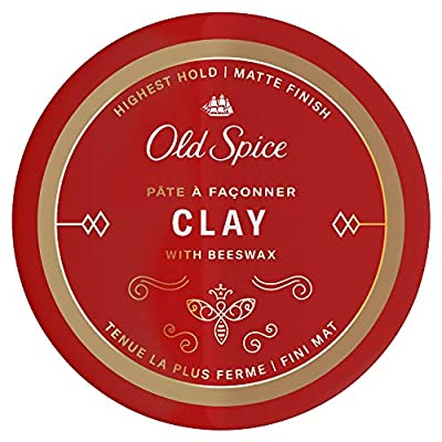 Old Spice Hair Styling
