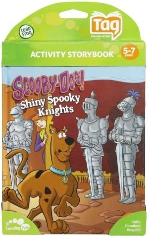 tienda Scooby-Doo Scooby-Doo Scooby-Doo Shiny Spooky Knights Gr 5-7 by LeapFrog Enterprises  ventas al por mayor