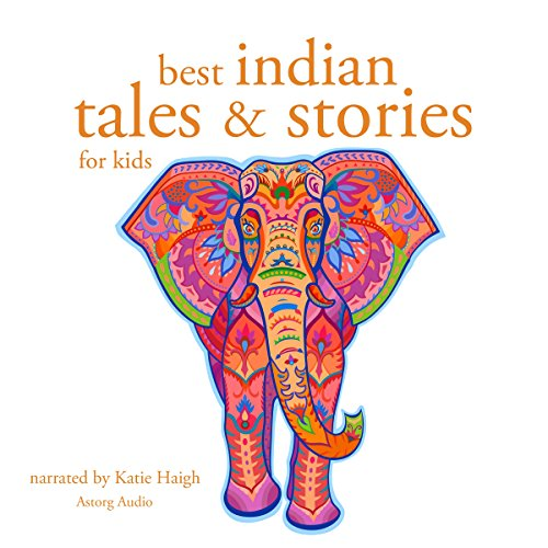 Best Indian Tales and Stories for Kids cover art