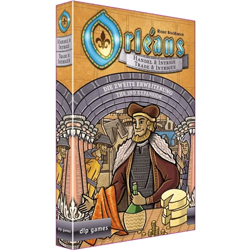 dlp games DLP01005 Nein Board Game & Extension