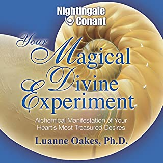 Your Magical Divine Experiment audiobook cover art