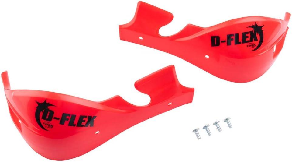 Tusk Austin Mall D-Flex Replacement Plastic San Diego Mall Handguard Red Shields