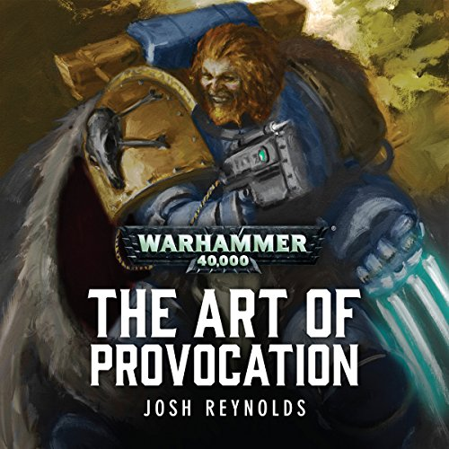 The Art of Provocation audiobook cover art