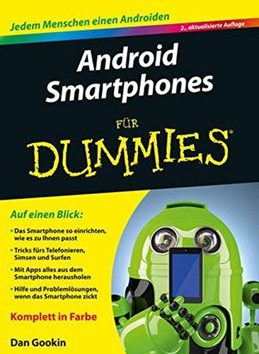 Preisvergleich Produktbild Android Smartphones für Dummies