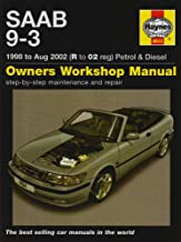 Saab 9-3 1998 to Aug 2002 Petrol & Diesel Owners Workshop Manual