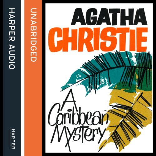 A Caribbean Mystery audiobook cover art