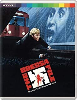 The Odessa File - Limited Edition Blu Ray [Blu-ray]