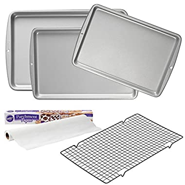 Wilton Cookie Baking Supplies, 5-Piece