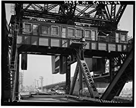 Photo: Henry Ford Bridge,Cerritos Channel,Los Angeles-Long Beach Harbor,California,48