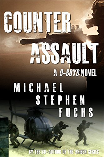 Counter-Assault (D-Boys Book 2) by [Michael Stephen Fuchs]