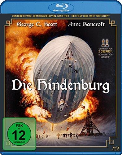 Die Hindenburg / Hindenburg (1975) ( ) (Blu-Ray)
