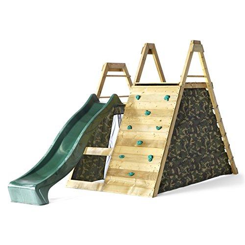 Plum Kletterpyramide/Spiel-Turm aus Holz