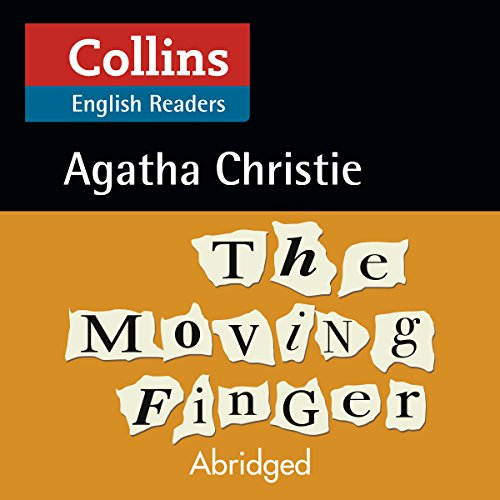 The Moving Finger: B2 (Collins Agatha Christie ELT Readers) Titelbild