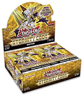 Yu-Gi-Oh KONETCO Eternity Code Booster Display Box of 24 Packets