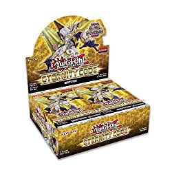 small Yugioh KONETCO Eternity Code Booster Display Box 24 Pack