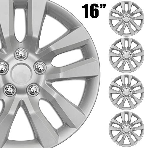05 altima factory wheel covers - 2