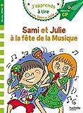 Sami et Julie CP niveau 2 - La fête de la musique