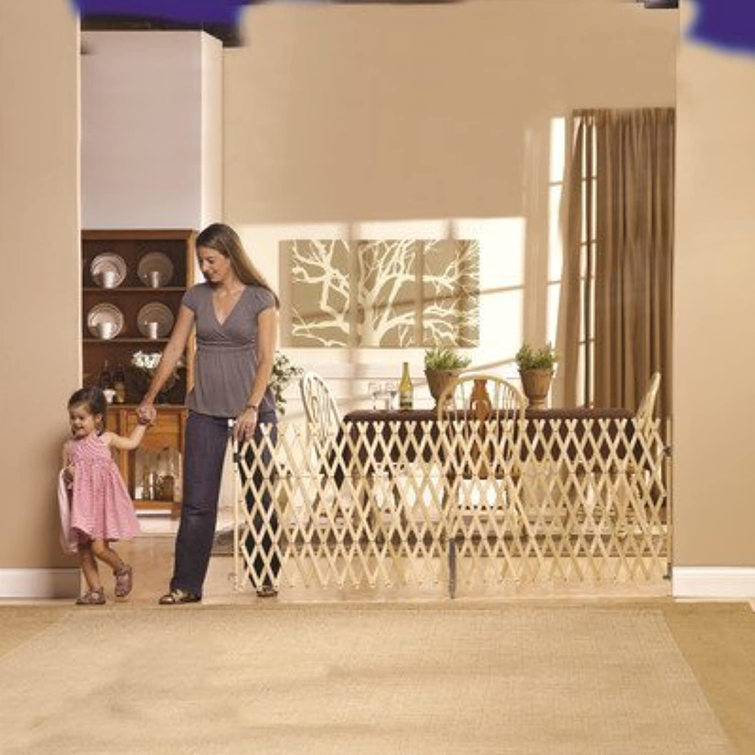 GMI Keepsafe Gate, Fits Openings 40  108 (W) and 32 (H)