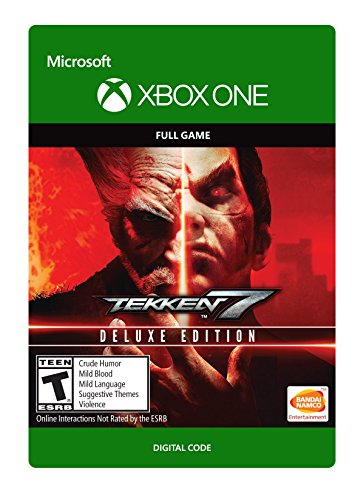 Tekken 7: Deluxe Edition - Xbox One [Digital Code]