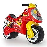 INJUSA - Disney-Pixar Rayo McQueen Moto Correpasillos Neox Cars, color rojo (19051/000)