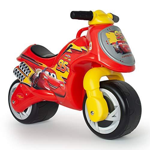 INJUSA Disney-Pixar Rayo Mcqueen Moto Correpasillos Neox Cars, Color Rojo (19051/000)