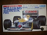1/24グンゼ キャノン/ウィリアムズホンダF1 FW11