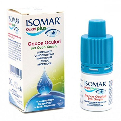 Isomar Occhi Plus Gocce 10ml