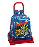 Toy Story 4 Mochila con Carro Ruedas Evolution, Trolley