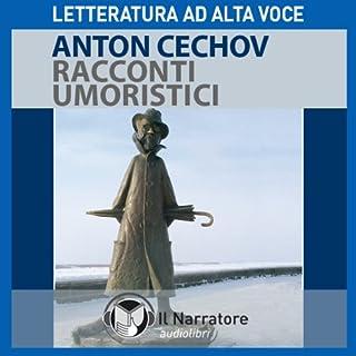Racconti umoristici Di A. Cechov copertina