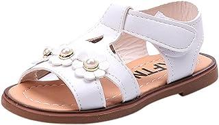 Zapatos Bebe Logobeing 2018 Sandalias NiñAs Verano Princesa Flores Zapatos de Niña, La Primera Elección del Niño