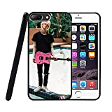 Mipruct Guitar Pink K-ell-y M-erch My D-ownfall iPhone 6 Plus Heavy Duty Shockproof Rugged Protection Cover Soft Phone Case