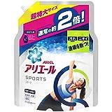 アリエール 液体 プラチナスポーツ 洗濯洗剤 詰め替え 超特大 1.34kg