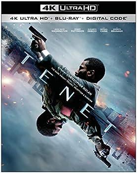 Tenet (4K Ultra HD + Blu-ray + Digital)