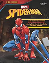 Learn to Draw Marvel Spider-Man: Learn to draw your favorite Spider-Man characters, including Spider-Man, the Green Goblin, the Vulture, and more! (Licensed Learn to Draw)