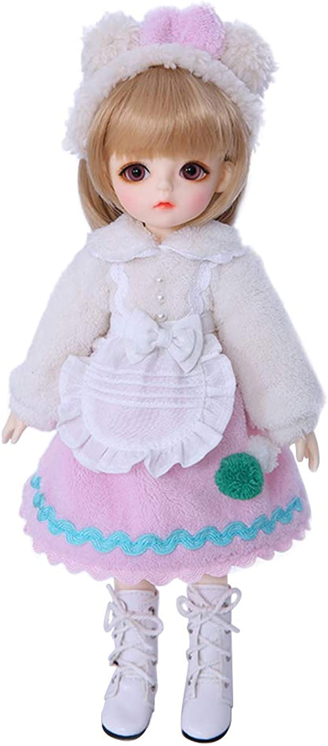 ZYLBS BJD Doll Elegant Exquisite Loli doll SD 1 6 Full set joint Dolls Can Change clothes shoes Decoration Wait,A