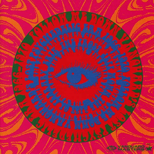 Follow Me Down-Vanguard's Lost Psychedelic Era 196