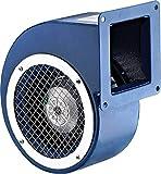 'Radial valvola AC zentri ventilatore centrifugo Ventola di aspirazione soffiatore bdrs di serie