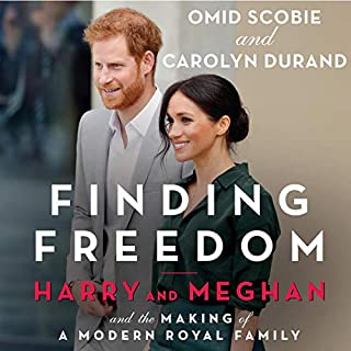 Finding Freedom: Harry and Meghan and the Making of a Modern Royal Family cover art