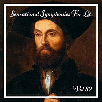 Sensational Symphonies For Life, Vol. 82 - Shostakovich Sinfonie 8 C-Moll Op.69