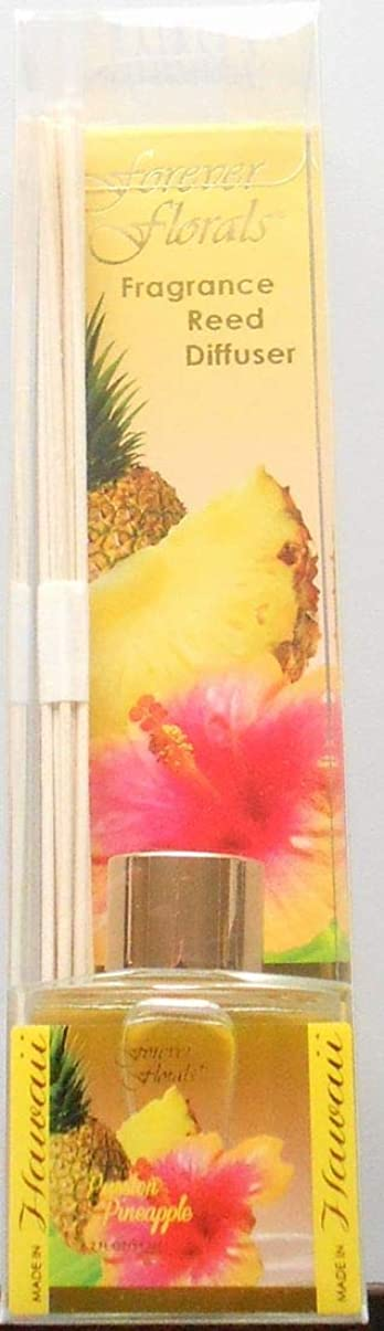 メッシュ暖炉マトン湘南インターナショナル フォーエバーフローラルズ リードディフューザー パションパイン 59ml