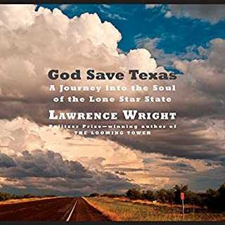 God Save Texas audiobook cover art